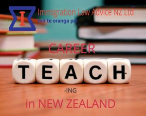 New study and career option for Teachers in New Zealand
